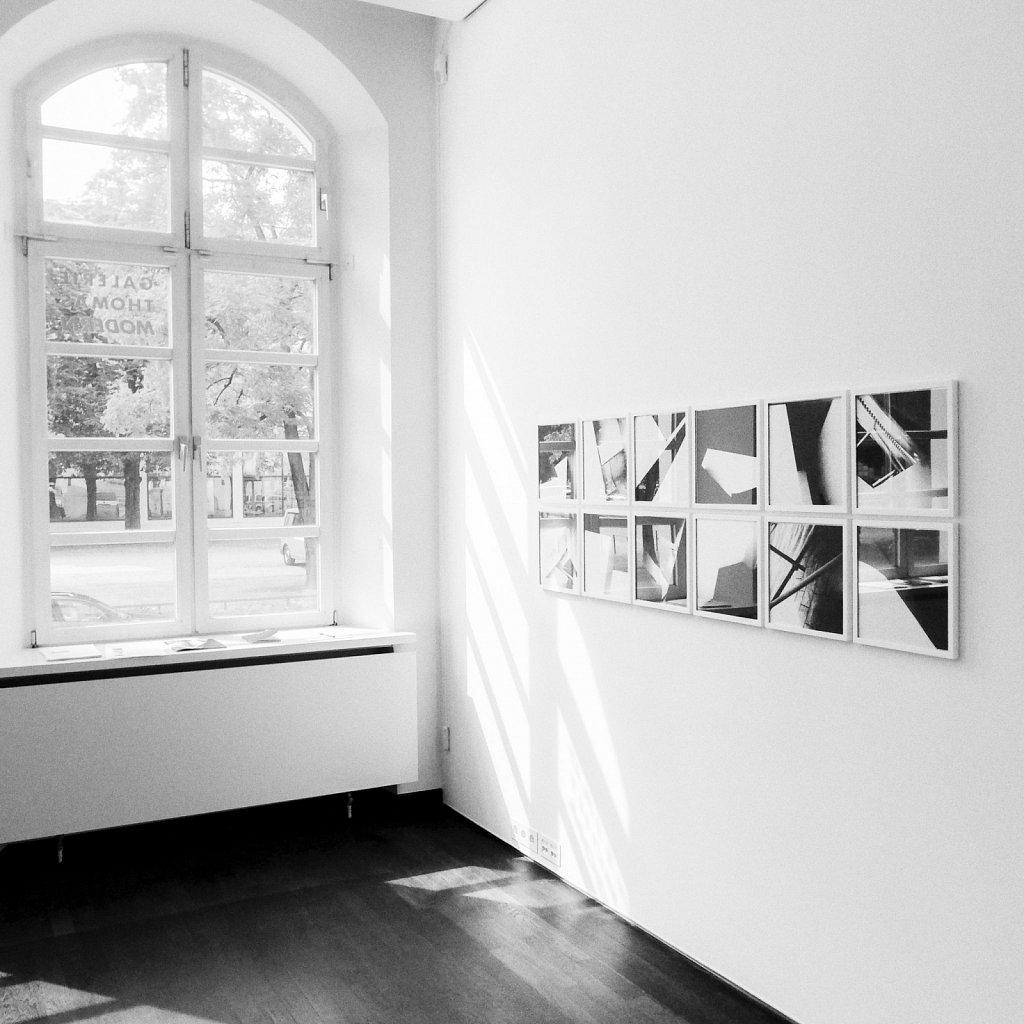fotoskizze, galerie thomas modern, münchen