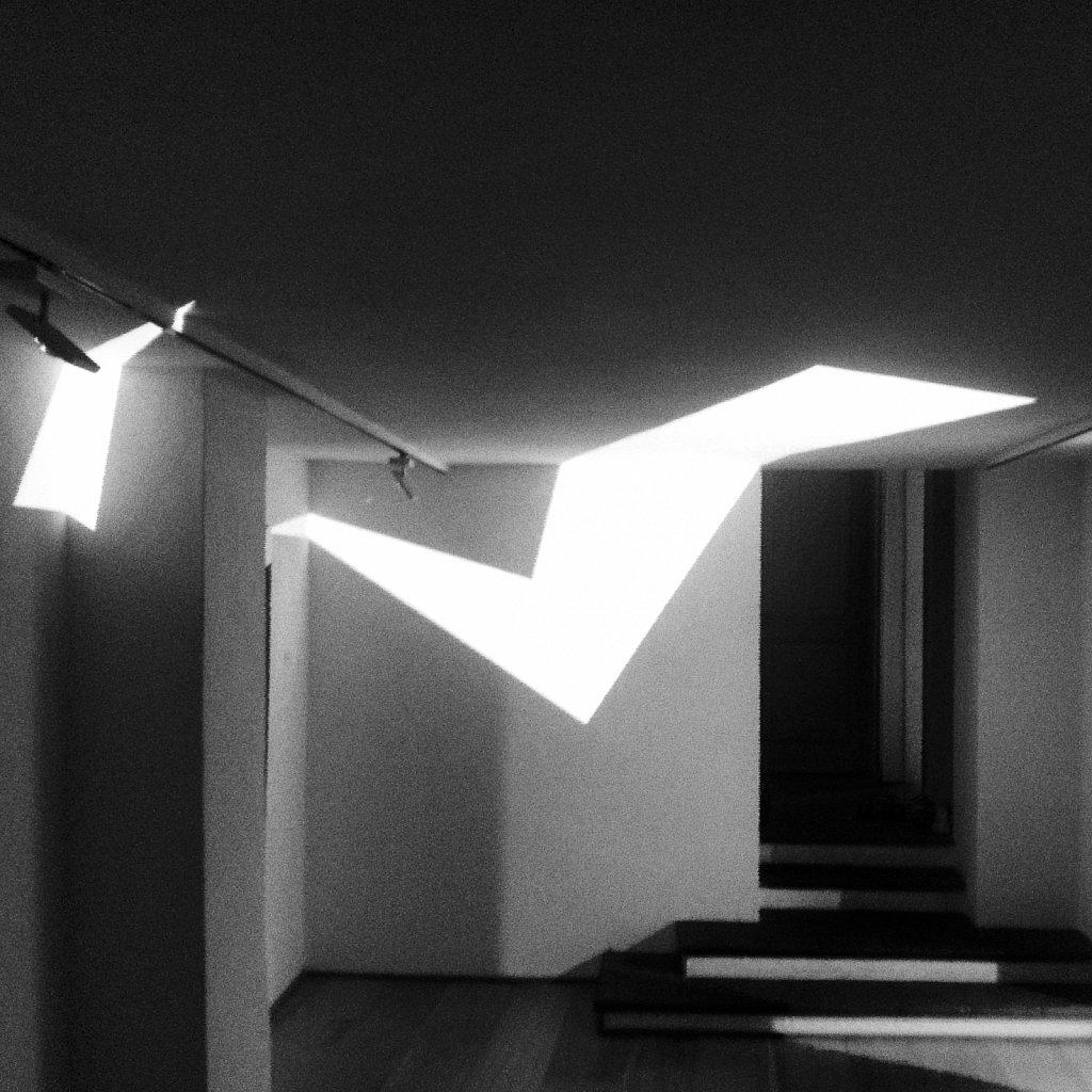 lichtskulptur, florian lechner, 2016