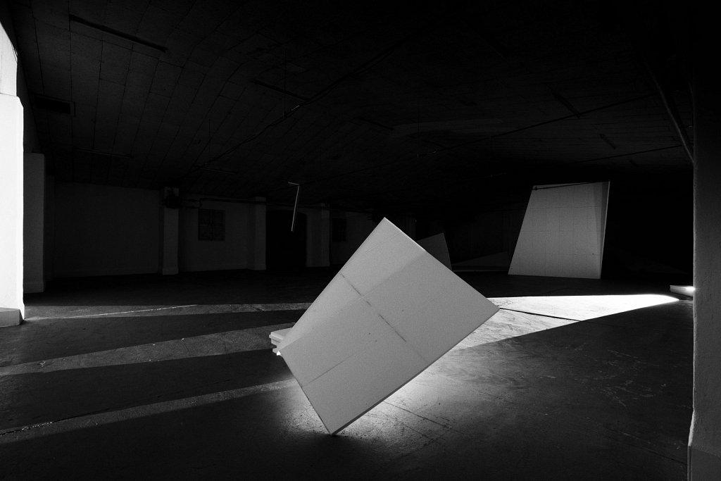 spaces . raumskizze (sandepot aichach) . florian lechner . 2015