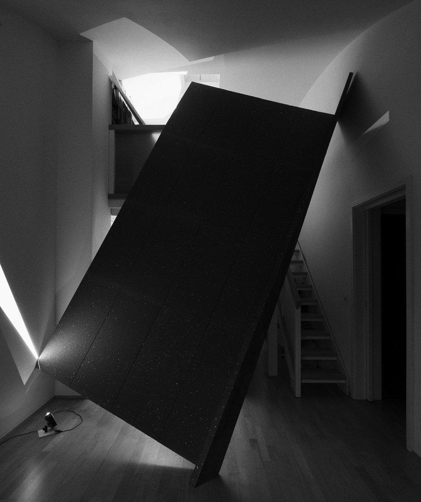 spaces . 20180427 (raumskizze collection born) . florian lechner . 2018