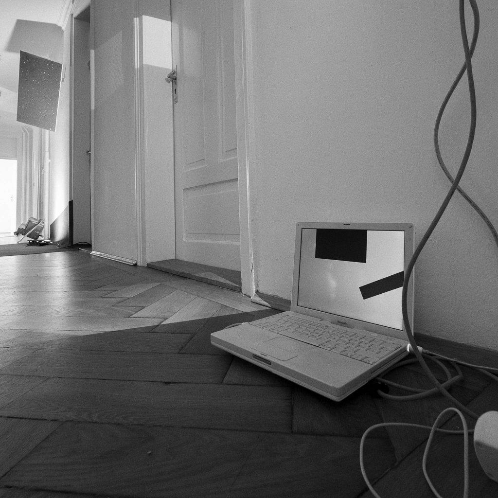 räume . 190207 (raumskizze galerie rettberg) . florian lechner . 2019