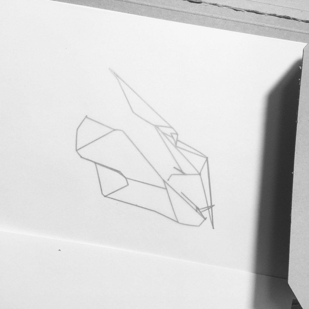 drawings . plotter series . florian lechner